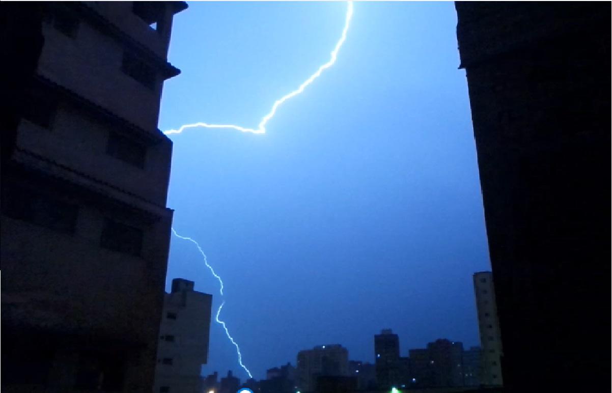 ملخص منخفض 7 نوفمبر 2020 على مدينة الاسكندرية