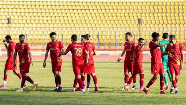 فريق سيراميكا كليوباترا يضرب بقوة فى افتتاح الدورى المصرى