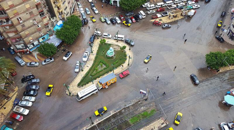 ملخص منخفض 25 نوفمبر 2020 على مدينة الاسكندرية
