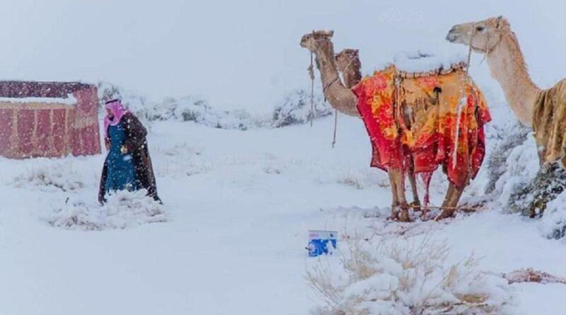 تغيير الطقس بدول الخليج العربى حقيقة ام احداث طبيعية ؟