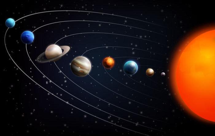 المجموعة الشمسية تعريفها ومعلومات هامة بالتفصيل