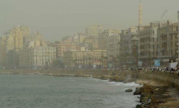 بيان هام | منخفض جوي خماسيني سريع على الاسكندرية - التفاصيل