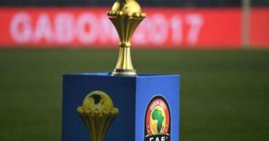 ترتيب مجموعات تصفيات كأس أمم أفريقيا 2022