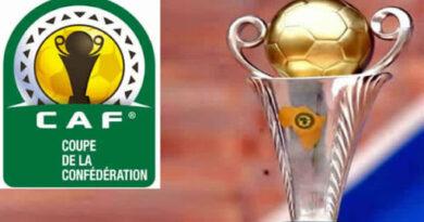 ترتيب مجموعات كأس الكونفدرالية الإفريقية لموسم 2020 - 2021