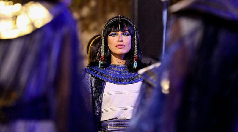 تحميل موكب المومياوات الملكية في مصر الذى أبهر العالم بالصور