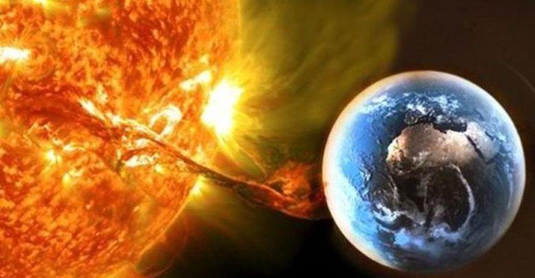عاصفة شميسة تضرب الأرض اليوم .. وعلماء الفلك يتوقعون الاسوء